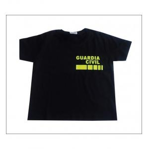 CAMISETA M/C RACCOON GUARDIA CIVIL INFANTIL