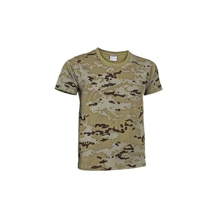 CAMISETA M/C SOLDIER COYOTE