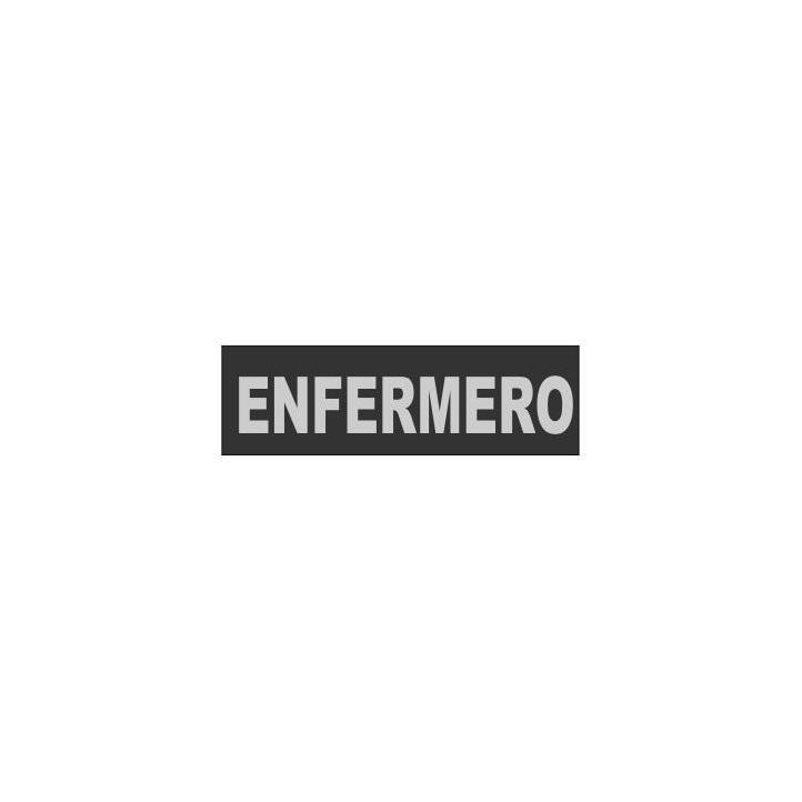 GALLETA VELCRO ENFERMERO PEQUEÑA