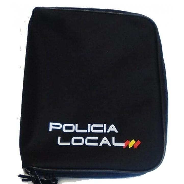 CARPETA ESTUCHE POLICIA LOCAL